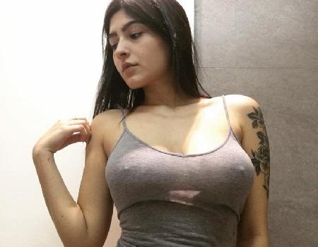 Amanda Melchioretto Nua