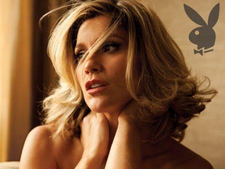 Flavia Alessandra Nua na Playboy 2006 e 2009
