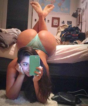 Lena The Plug youtuber que virou Atriz pornô